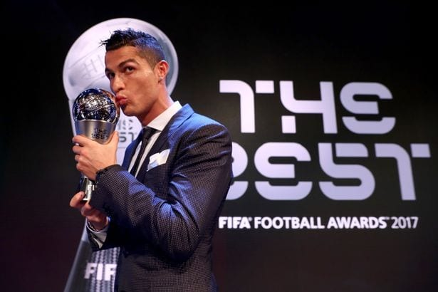 The Best FIFA Football Awards Show