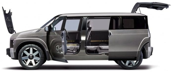 toyota tj cruiser concept what exactly is it. Black Bedroom Furniture Sets. Home Design Ideas
