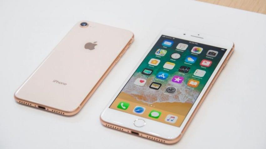iphone 8 vs samsung galaxy s8 850x478
