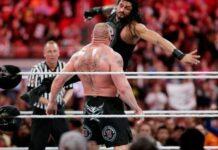 Brock Lesnar Vs Roman Reigns 218x150