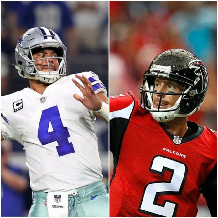 Dallas Cowboys vs. Atlanta Falcons