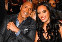 Dwayne Johnson's Daughter Simone Announced as the Golden Globe Ambassador 218x150