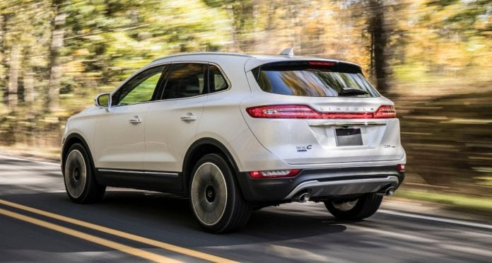 2019 Lincoln Mkc Crossover Amped Up Its Luxury Level