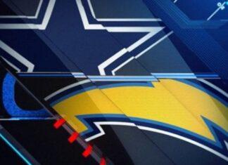 Los Angeels Chargers vs. Dallas Cowboys 324x235