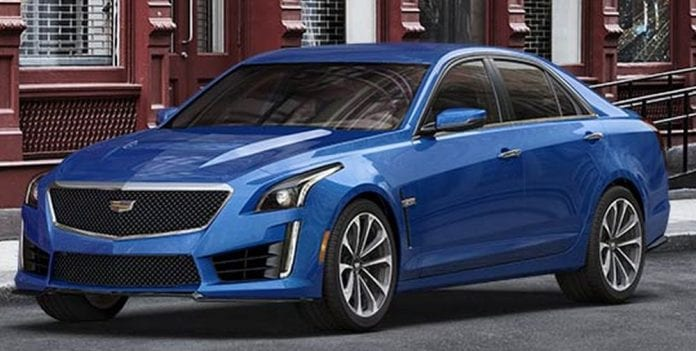 2018 cadillac cts v 8 things you should know. Black Bedroom Furniture Sets. Home Design Ideas