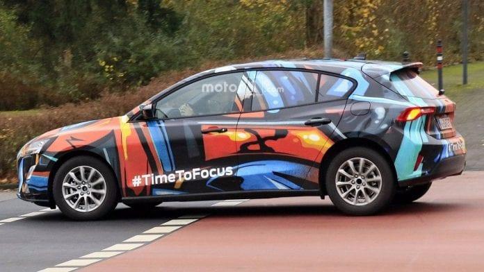 2019 Ford Focus 5