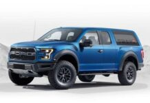 New Ford Bronco 218x150