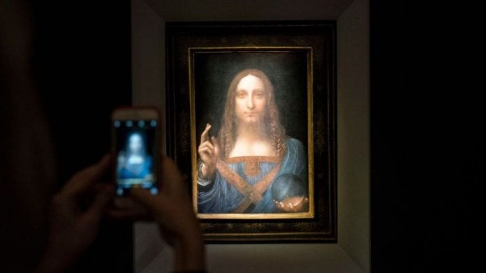 Salvator Mundi Buyer >> The buyer of the most expensive painting in the world has been found