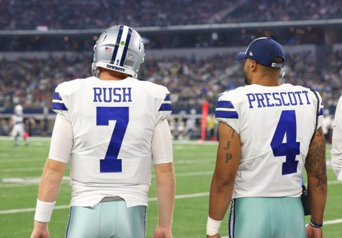 Rush and Prescott