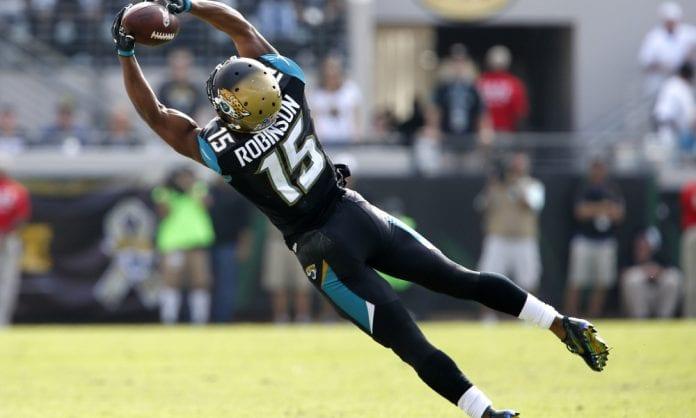Allen Robinson catch