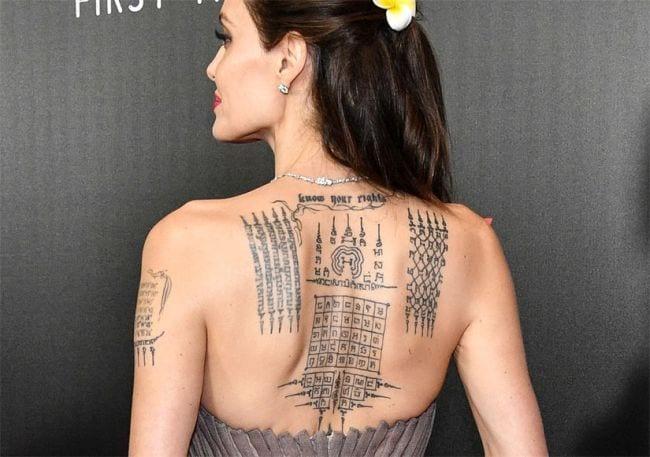Top 25 Crazy Tattoos Of Celebrities