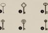 Keys 100x70