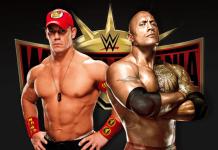 The Rock vs John Cena WrestleMania 35 218x150