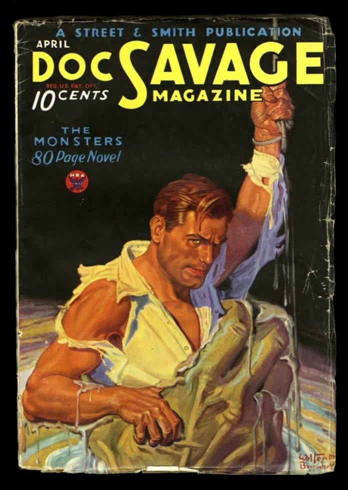 Doc Savage 696x979