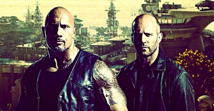 Dwayne Johnson and Jason Statham 696x362