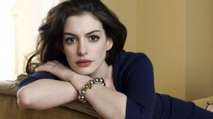 Anne Hathaway Net Worth 1