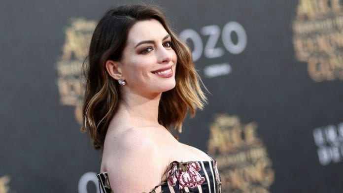 Anne Hathaway Net Worth 2