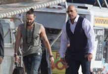 Dwayne Johnson And Russell Brand 218x150