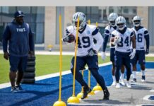 What We Learned From Dallas Cowboys Week 1 OTA 218x150
