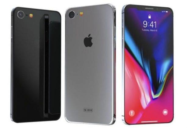 iPhone X 8 630x420