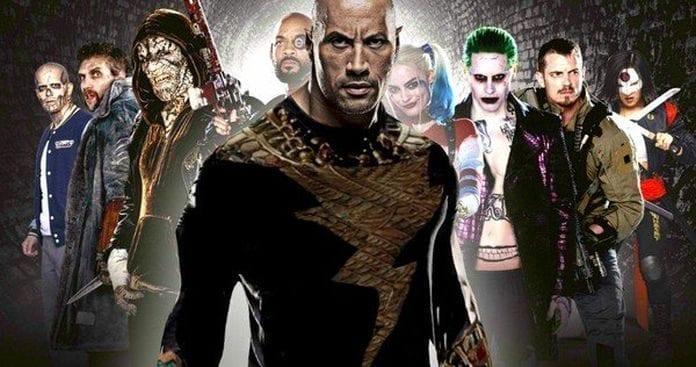 Suicide Squad 2 May Introduce Black Adam 696x367