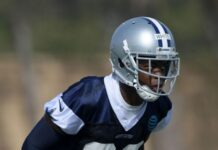 Dallas Cowboys Player Arrested For Pulling Gun In Road Rage Incident 218x150