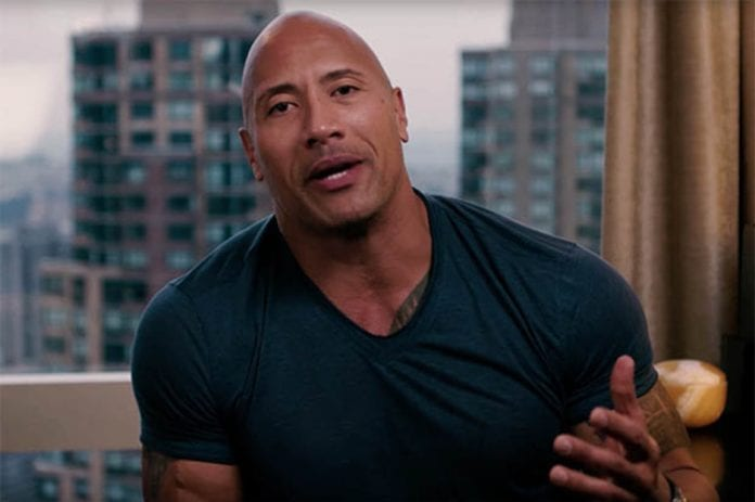 Interview With Dwayne The Rock Johnson