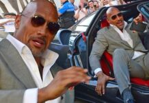 7 Cars Gifted By Dwayne Johnson 218x150