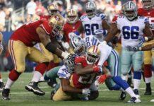 Cowboys vs 49ers 218x150