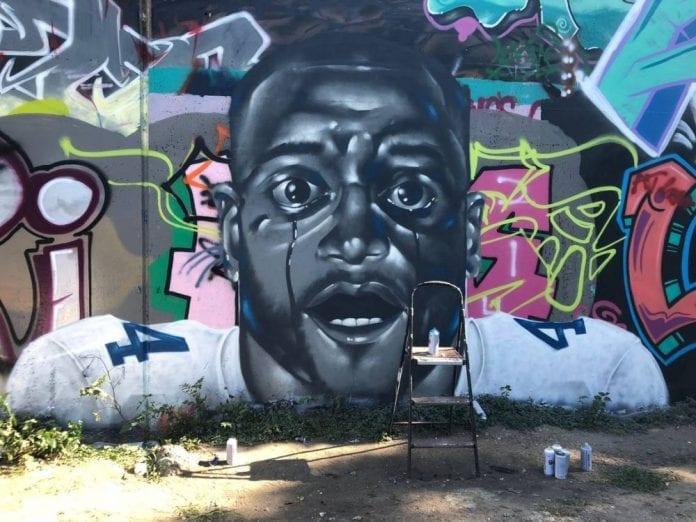 Dak Prescott Mural 696x522