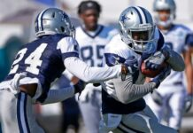 Dallas Cowboys WRs Strange Hand Grip Exercise By Sanjay Lal 218x150