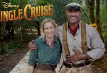 Dwayne Johnson and Emily Blunt Hilarious Video From The Set Of Jungle Cruise 218x150