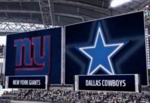 Dallas Cowboys vs. New York Giants Predictions 218x150