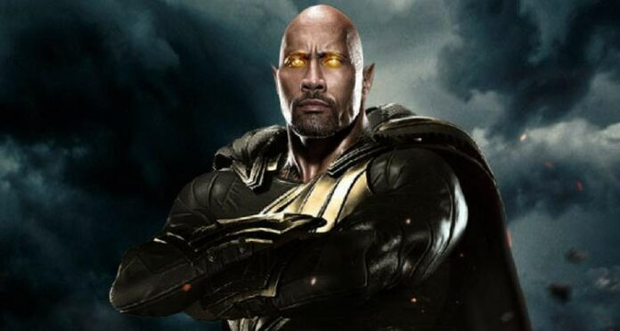Dwayne Johnson's Black Adam Movie  696x371