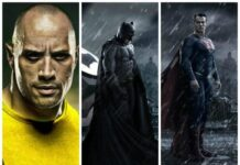 Dwayne Johnson among the actors to play the next Superman and Batman 218x150