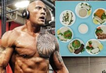 Dwayne The Rock Johnson And His Epic 1 a.m. Cheat Meal 218x150