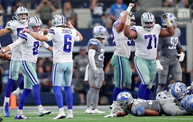 Dallas Cowboys Detroit Lions