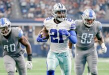 Dallas Cowboys Offense Wakes Up As They Edge Lions 26 24 218x150