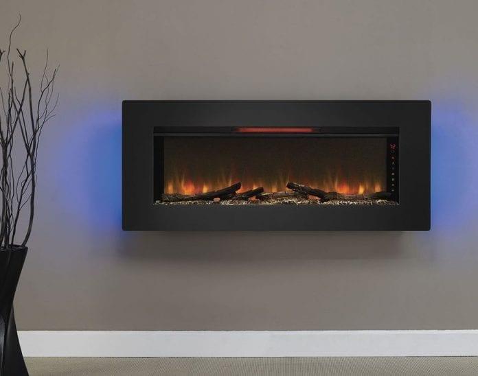 Electric Fireplace 696x548