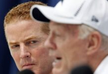 Jerry Jones Jason Garrett 218x150