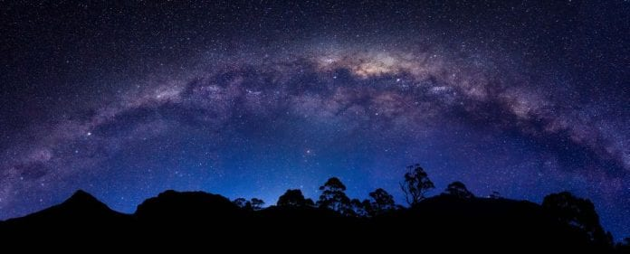 Milky Way Panorama 696x281