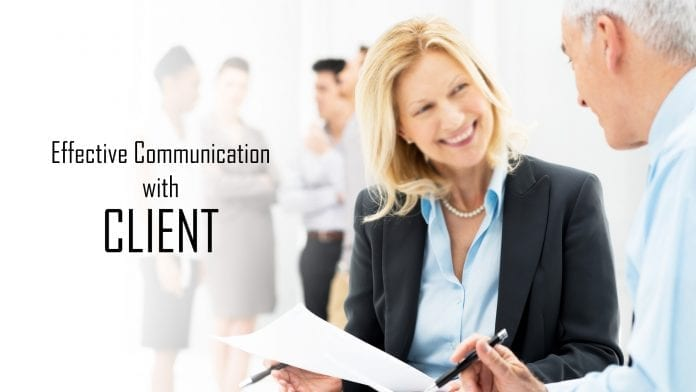 Communication With The Client 696x392