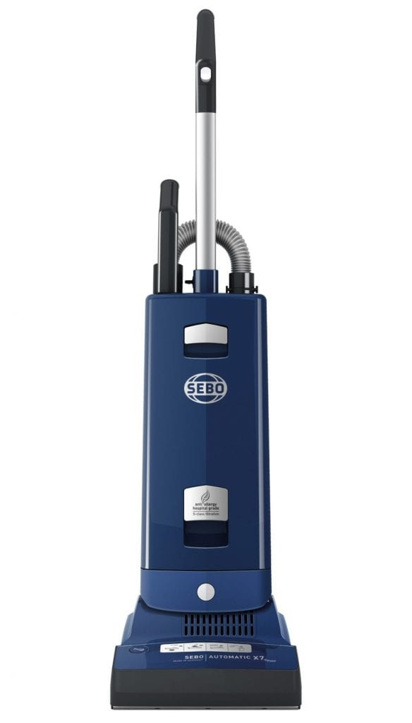 Sebo Automatic X7 Excel ePower Upright Vacuum Cleaner 584x1024