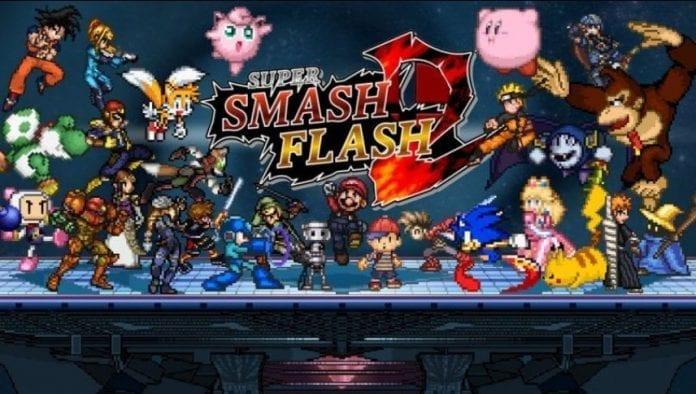 Super Smash Flash 2 696x394