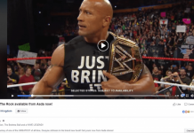 WWE Tag the Wrong Dwayne Johnson by Accident 218x150