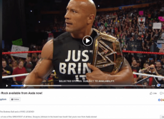 WWE Tag the Wrong Dwayne Johnson by Accident 324x235