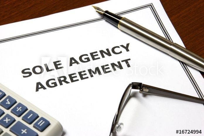 solo agency agreement 696x465