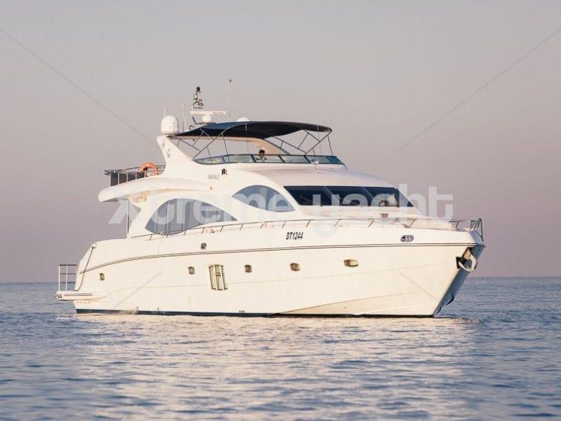 88ft Luxury Superyacht 790x593