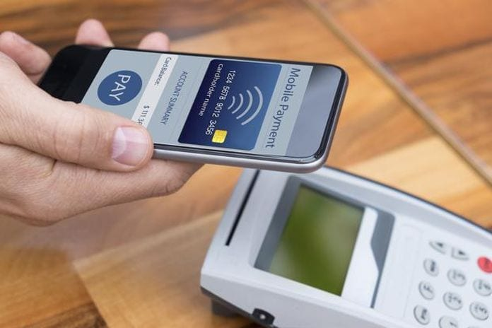 Cash Payment to Mobile Payment