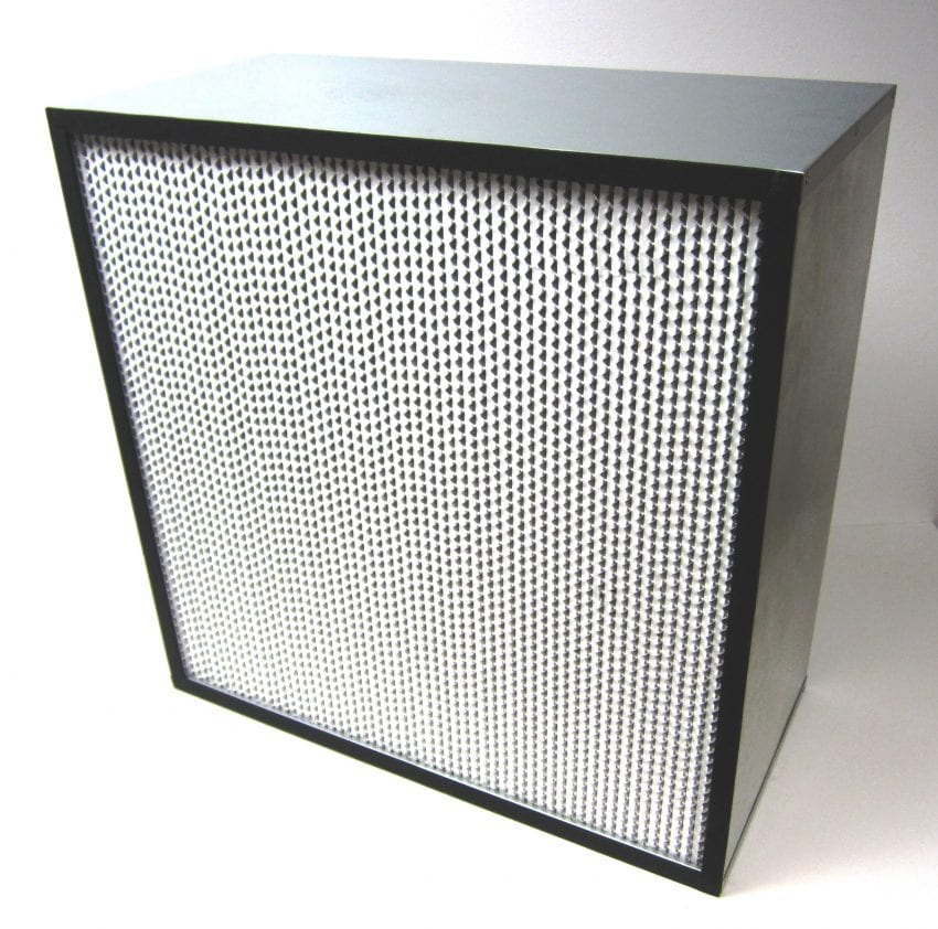 HEPA filter 1 850x842